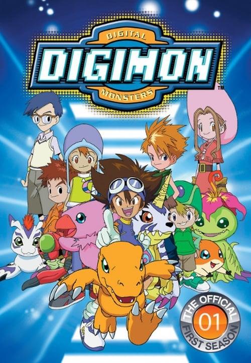 Digimon Adventure Episodenguide