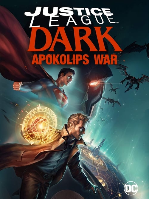 Justice League Dark: Apokolips War Online HBO 2017, TV live steam: Watch online