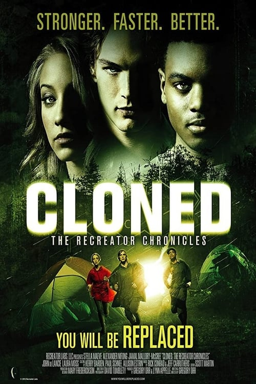 CLONED: The Recreator Chronicles