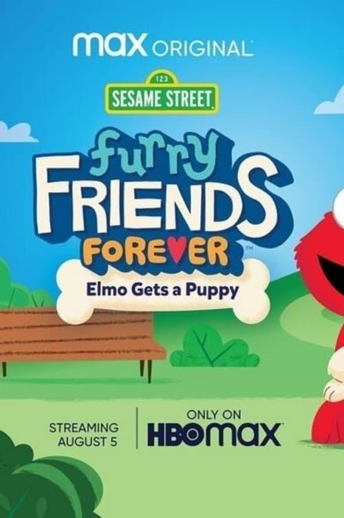 Furry Friends Forever: Elmo Gets a Puppy