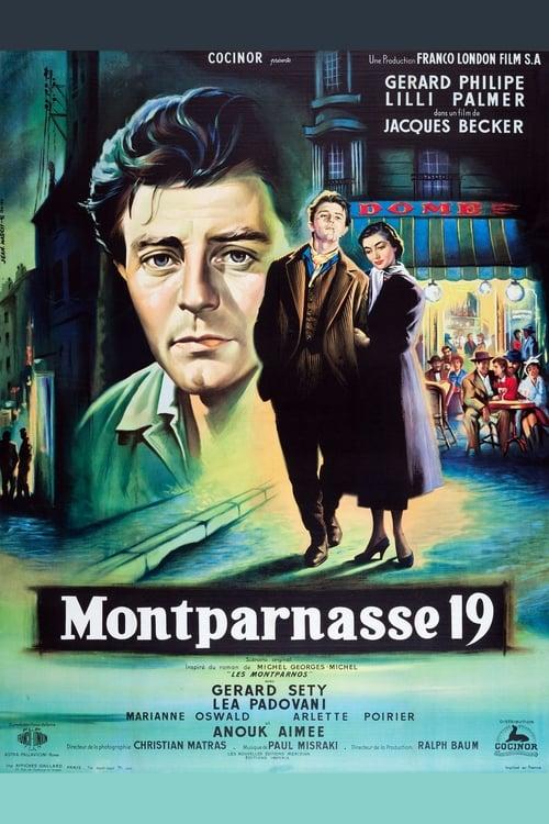 The Lovers of Montparnasse (1958)
