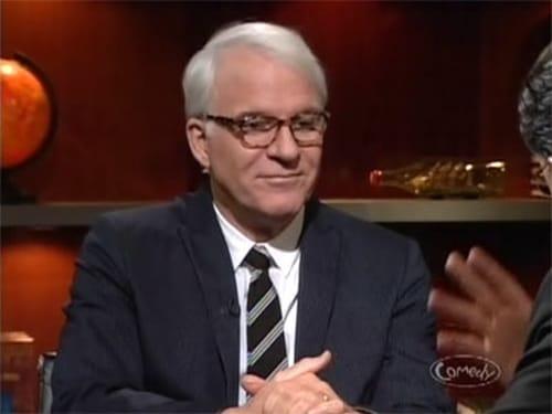 The Colbert Report: Season 5 – Episod Steve Martin