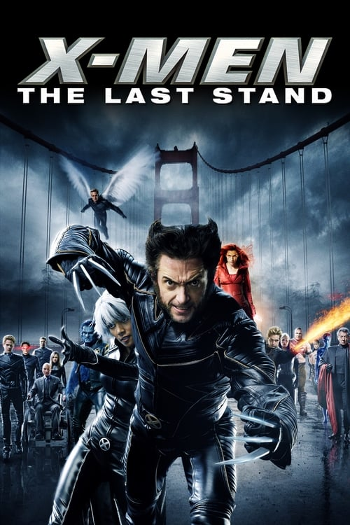 X-Men: The Last Stand Affiche de film