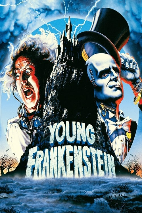 Largescale poster for Young Frankenstein