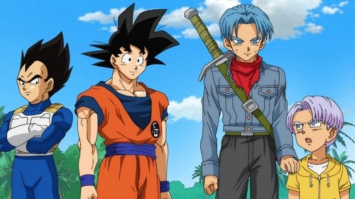 Dragon Ball Super: Season 1 – Episod A Message from the Future The Incursion of Goku Black!