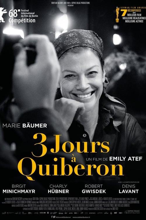 Regarder ۩۩ 3 jours à Quiberon Film en Streaming Gratuit