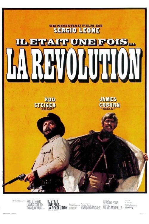 Regarder Il était une fois la révolution (1971) Streaming HD FR