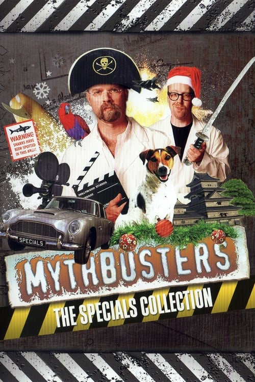 MythBusters: Specials