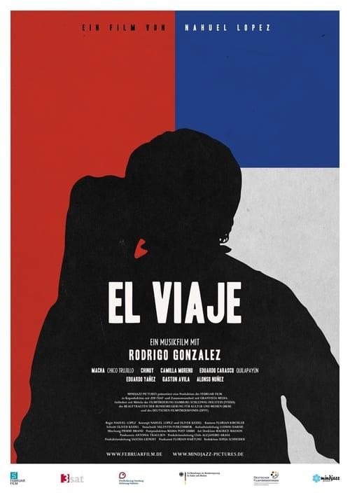 Poster von El Viaje - Ein Musikfilm mit Rodrigo Gonzalez