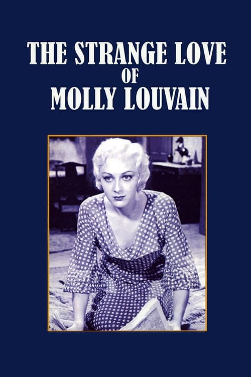Streaming The Strange Love of Molly Louvain (1932) Movie Free Online