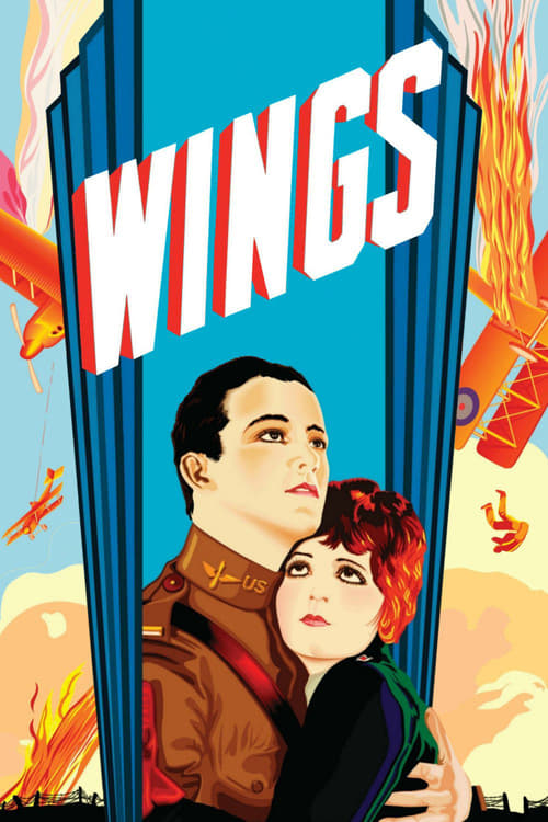 Streaming Wings (1927) Full Movie