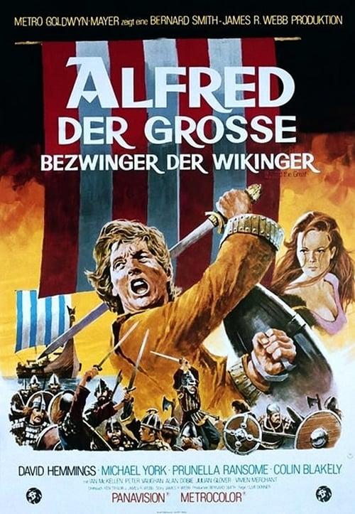 Film Alfred der Große - Bezwinger der Wikinger Kostenlos
