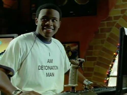 Power Rangers: Dino Thunder – Épisode Isn't It Lava-ly