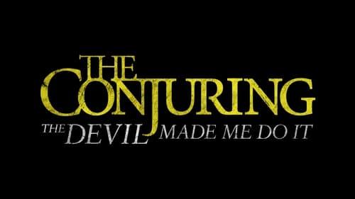 El Conjuro 3: El diablo me obligó a hacerlo