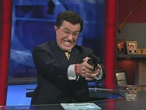 The Colbert Report: Season 4 – Episode Stephen Greenblatt, Naomi Klein