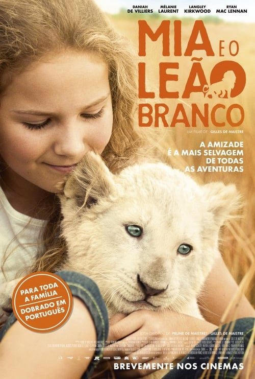 Assistir A Menina e o Leão - HD 720p Dublado Online Grátis HD