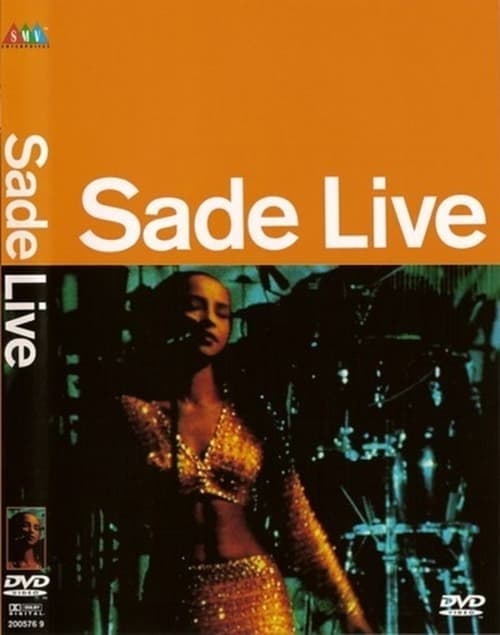Largescale poster for Sade Live