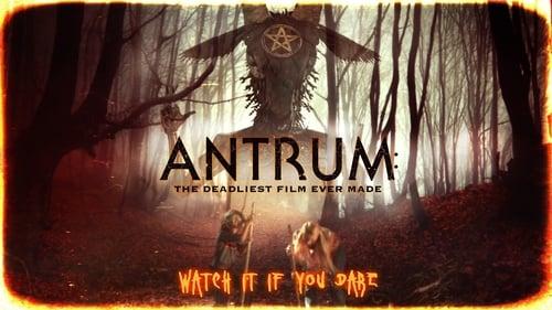 Antrum - The deadliest film ever made. - Azwaad Movie Database