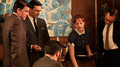 Mad Men - Season 2 - Episode 1: For Those Who Think Young