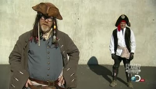 MythBusters: Season 2012 – Épisode Swinging Pirates