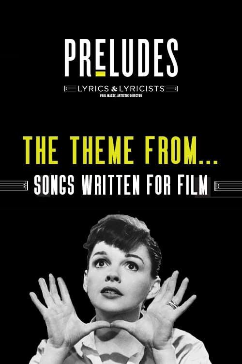 The Theme From...: Songs Written for Film
