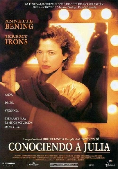 Mira La Película Conociendo a Julia En Buena Calidad