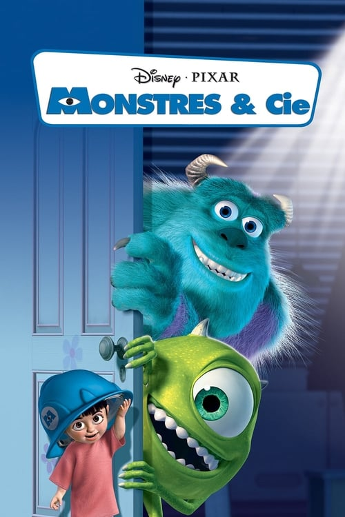 Monsters, Inc. film en streaming