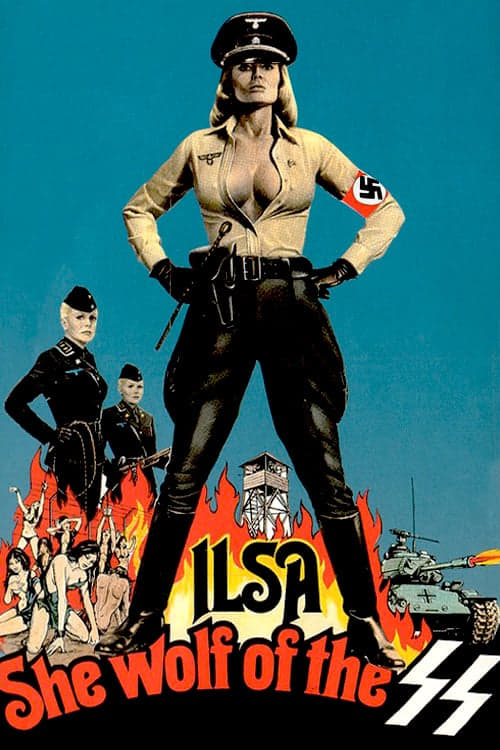 Streaming Ilsa: She Wolf of the SS (1975) Best Quality Movie