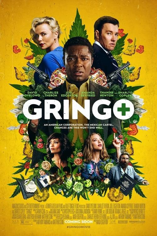Watch Gringo Online Movies24free