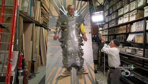 MythBusters: Season 2009 – Épisode Duct Tape Hour