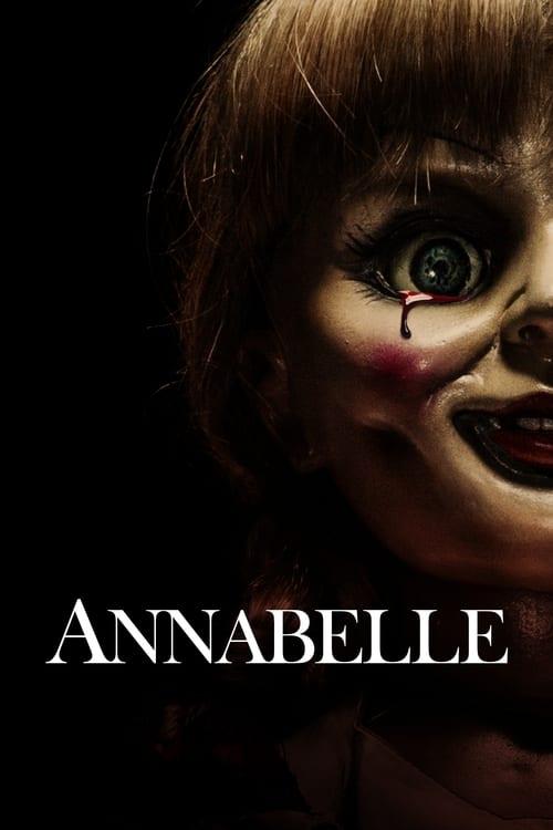 Poster von Annabelle