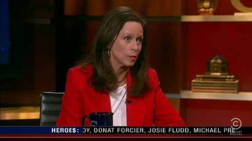 The Colbert Report: Season 7 – Episod Robin Wright