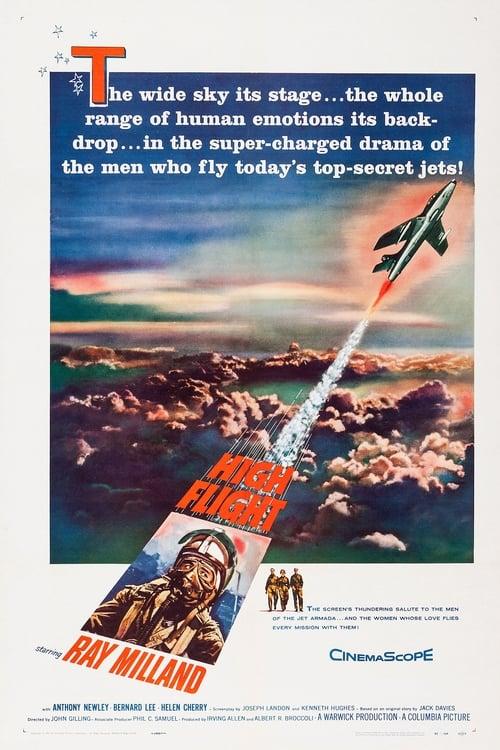 Descargar High Flight 1957 Película Completa Subtitulada En Español