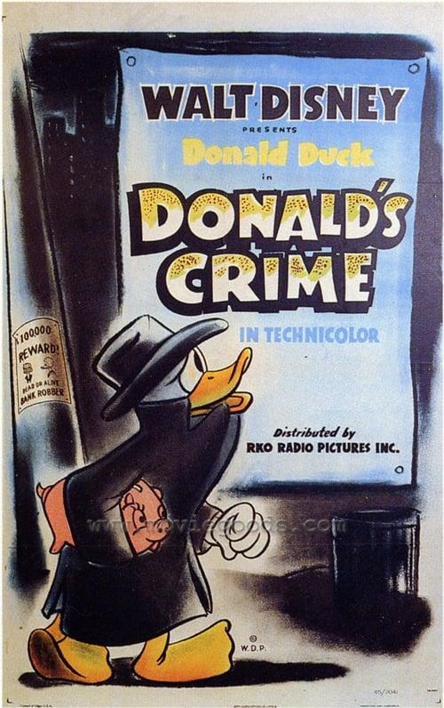 Ver Donalds Verbrechen Online