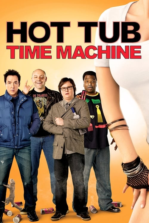Streaming Hot Tub Time Machine (2010) Movie Free Online