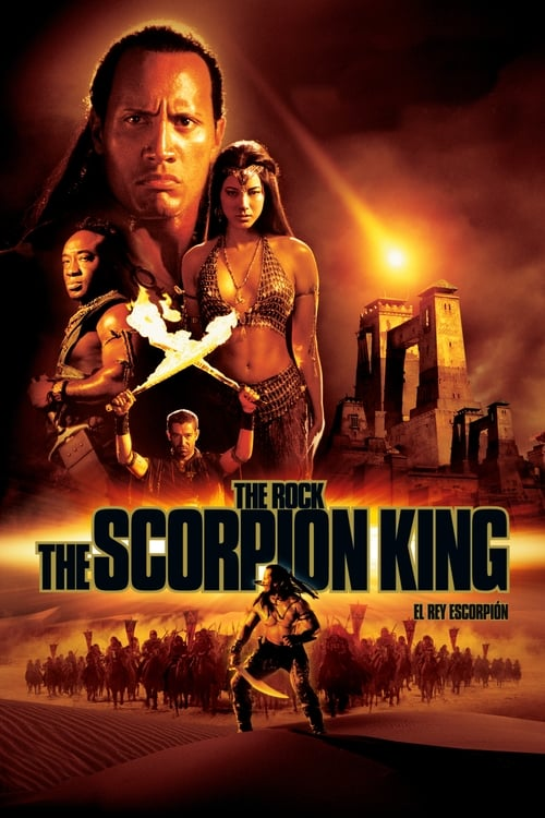 The Scorpion King pelicula completa