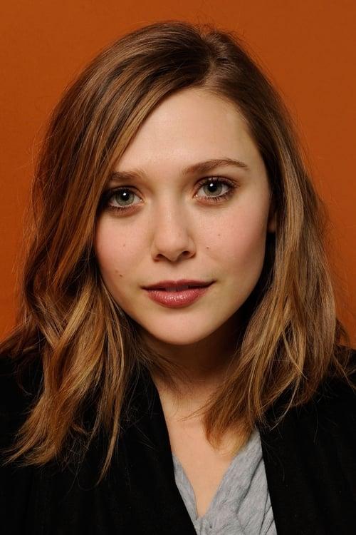 Kép: Elizabeth Olsen színész profilképe
