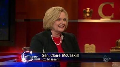 The Colbert Report 2010 Blueray: Season 6 – Episode Claire McCaskill