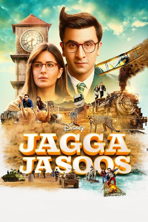 Watch Jagga Jasoos