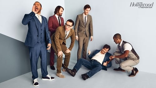 Close Up with The Hollywood Reporter: Season 1 – Episod Comedy Actors