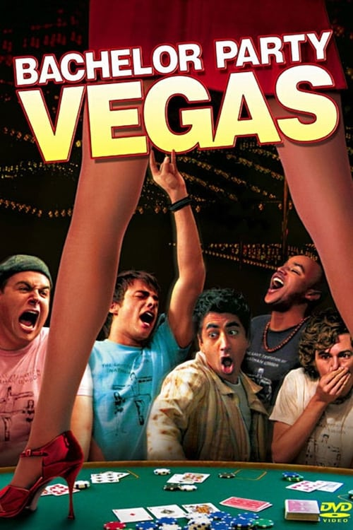 The poster of Bachelor Party Vegas