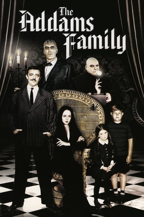 The Addams Family-Azwaad Movie Database