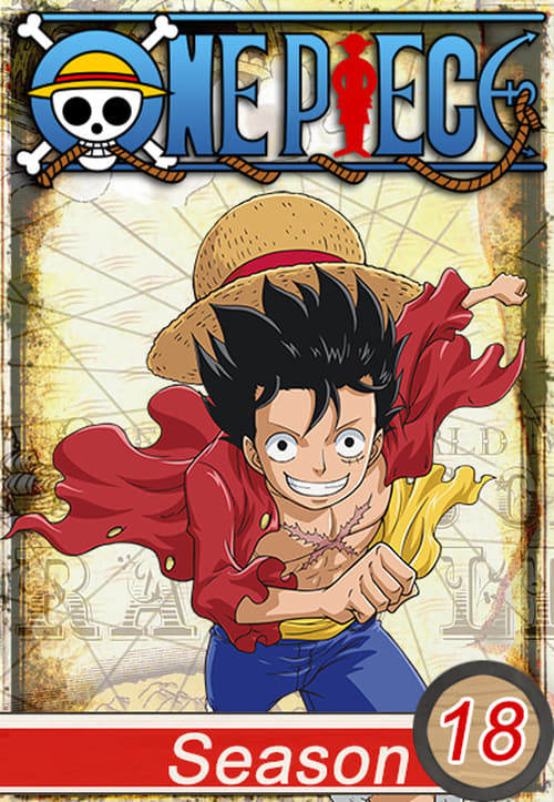 One Piece: Zou Arc