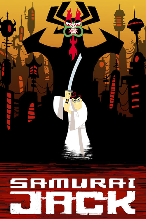 Samurai Jack-Azwaad Movie Database