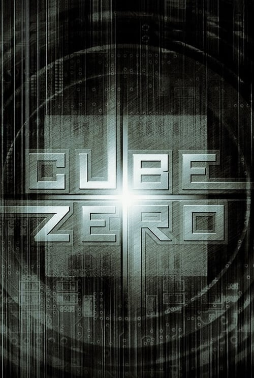 Watch Cube Zero (2004) Full Movie