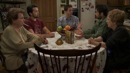 It's Always Sunny in Philadelphia - Season 6 - Episode 6: Mac's Mom Burns Her House Down