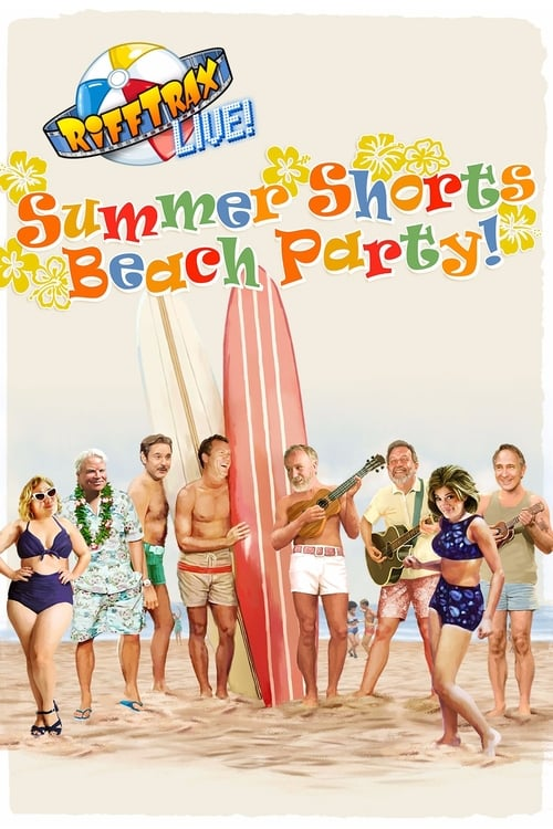 Película RiffTrax Live: Summer Shorts Beach Party Con Subtítulos