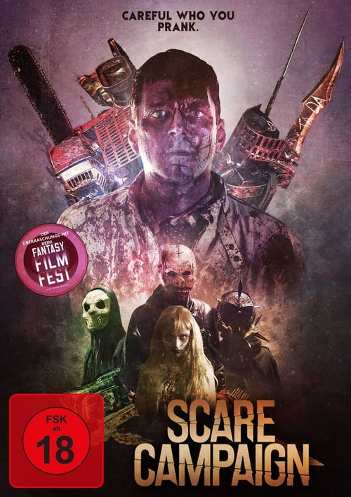 WATCH LIVE Scare Campaign