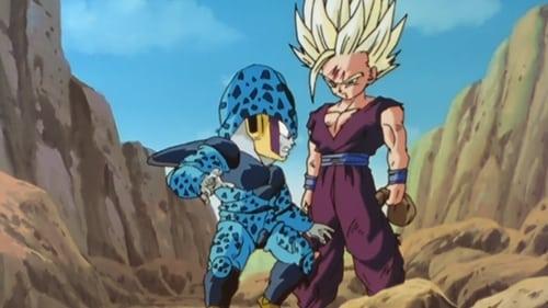 Dragon Ball Z Kai: Season 4 – Episode Unleash the Warrior Within! Gohan Takes the Offensive!