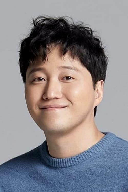 Kép: Kim Dae-myung színész profilképe